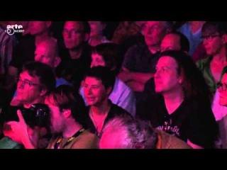 Arto Lindsay & Paal Nilssen-Love @ Moers festival 2014 (ARTE concert)