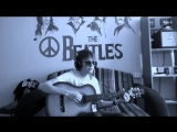 The Beatles - Across The Universe (cover)