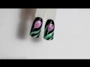 Дизайн ногтей тюльпаны гель лаками - Весенний маникюр маникюр тюльпан
