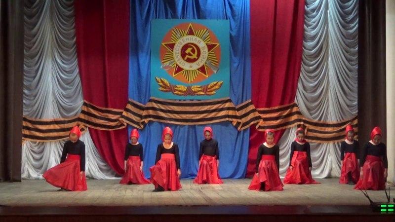 Праздничный концерт 9 мая в Приморском (Феодосия)
