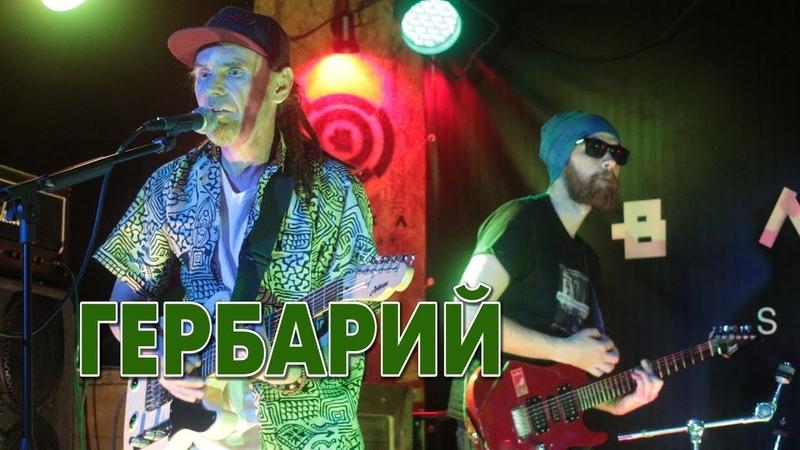 ГЕРБАРИЙ @ soundbar Banka (SPb) 2018-06-27