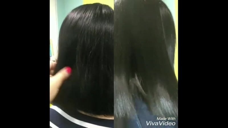 Кератиновое выпрямление волос Vitaker Sense