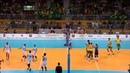 Панамериканские игры 2015. Волейбол. Мужчины. Финал. Аргентина - Бразилия