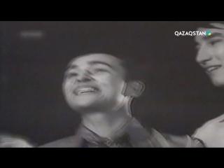 Он жасында танылған әнші ҚР Халық әртісі Мұрат Ахмадиев