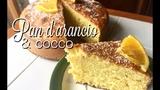 PAN DARANCIO AL COCCO - SENZA BURRO - ricetta facile e veloce