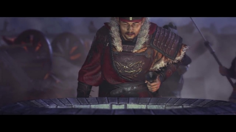 Total War_ THREE KINGDOMS – Sun Jian In-Engine Trailer