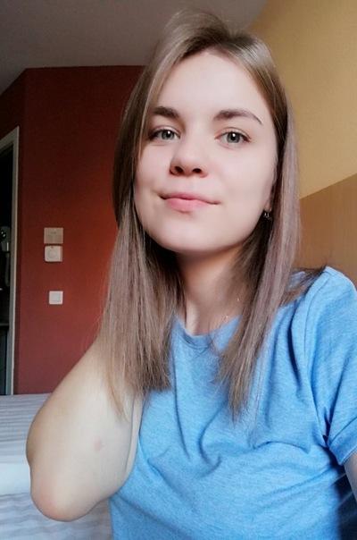 Олеся Рязанова