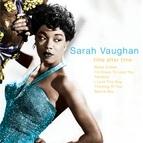 Sarah Vaughan альбом Time After Time