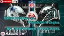 Dallas Cowboys vs. Philadelphia Eagles | NFL 2018-19 Week 10 | Predictions Madden NFL 19