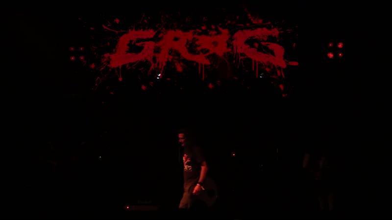 GROG - Necrogeek (Live) (vk.com/afonya_drug)
