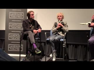 HIGH LIFE Q&A with Claire Denis & Robert Pattinson at The Landmark on 4/12/2019