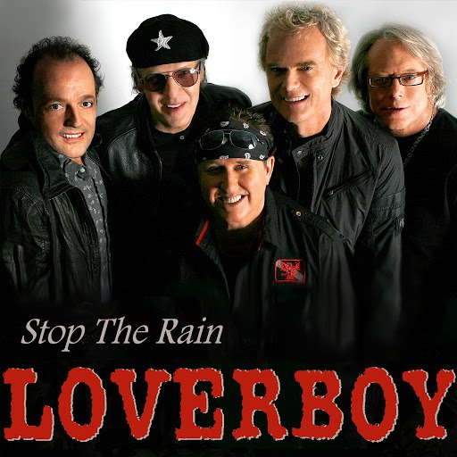 Loverboy альбом Stop the Rain