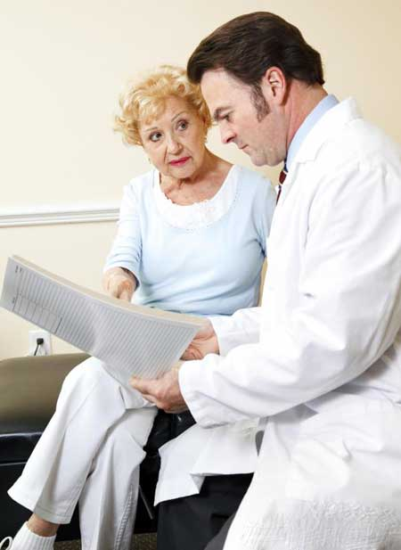 Прогноз для рака горла является более благоприятным, если рак обнаружен на ранней стадии.