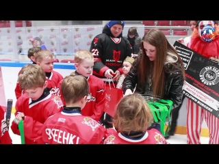 Детский хоккейный фестиваль День защитника Отечества
