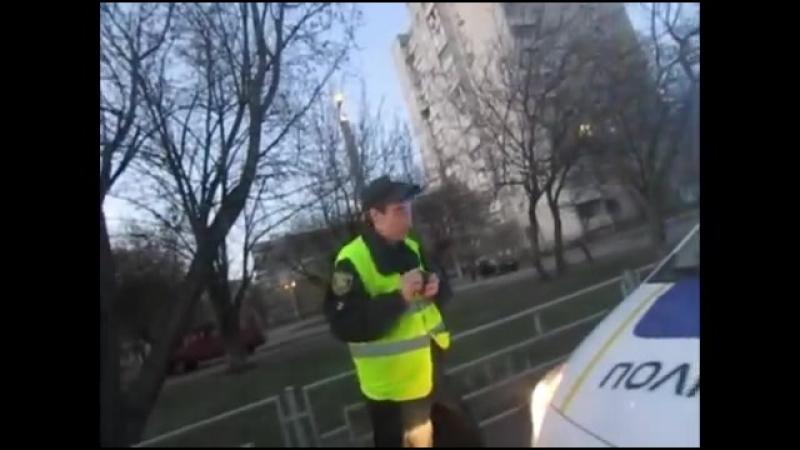 два галимых урода в харьковской полиции 8 рота 4 бат