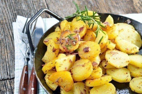 8 советов для приготовления вкусного картофеля… (5 фото) - картинка
