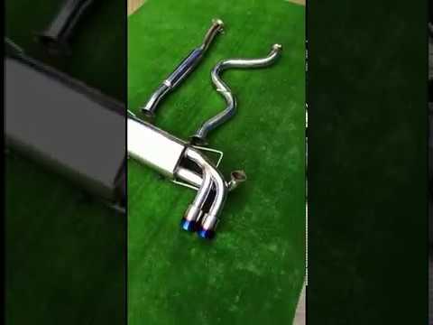 Выхлопная система Subaru Impreza GRB STI 2.5T » Freewka.com - Смотреть онлайн в хорощем качестве