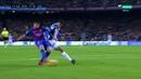 Golazo De Suárez • Iniesta Pass Suárez Control • Barcelona V Espanyol • 18/12/16