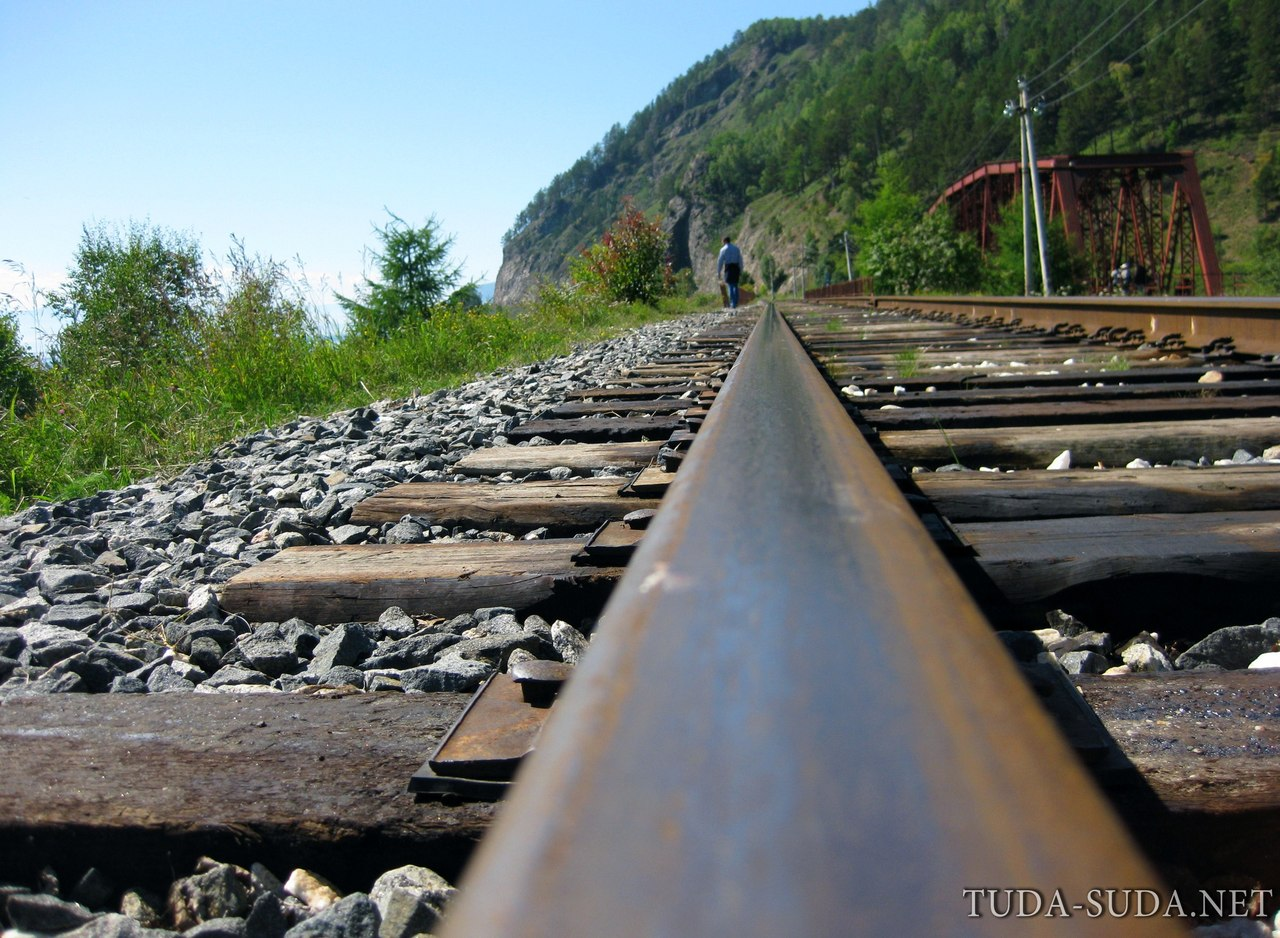 Пути железная дорога фото
