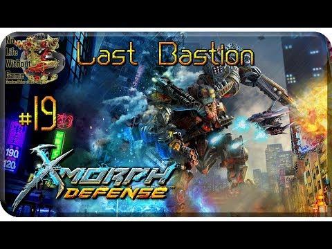 X-Morph Defense DLC[19] - Исландия (Прохождение на русском(Без комментариев))