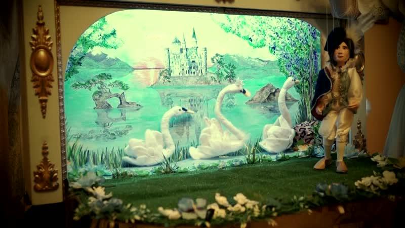 Лебединое озеро, бал в гранд-отеле Метрополь на Рождество