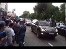 Грозный  Кортеж Кадырова   2014           Grozny  Kadyrov's motorcade