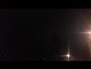 Грозовое вечернее свето шоу в Чебоксарах 18 05 18 Часть 1