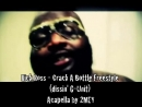 Rick Ross Crack A Bottle Freestyle dissin G Unit Acapella by 2MEY