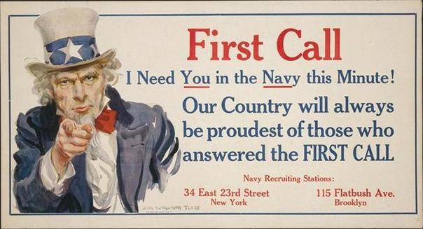 Американская военная психология. Первые шаги. Вступив в 1917 году в Великую войну, Соединенные Штаты Америки признали, что войны выигрываются людьми, а не кораблями, танками, орудиями,