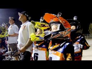 Детский мотокросс KTM Junior Challenge 2013. Видео от GoPro.