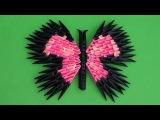 Бабочка схема сборки (вариант 3)
