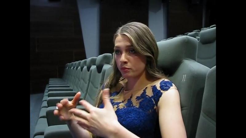 Александра Никифорова о Дмитрии Фриде ноябрь 2016 года