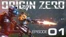 ORIGIN ZERO - Episode 01 Defeat [UHD]