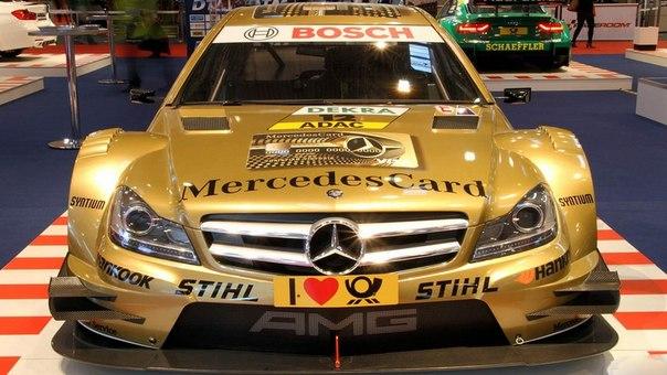 Mercedes-Benz DTM AMG C-Coupe