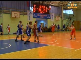 Республиканские игры по баскетболу в Можге