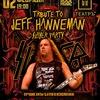 Tribute to Jeff Hanneman | SLAYER Party 02/02