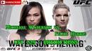 UFC 229 | Michelle Waterson vs. Felice Herrig | Predictions UFC 3,