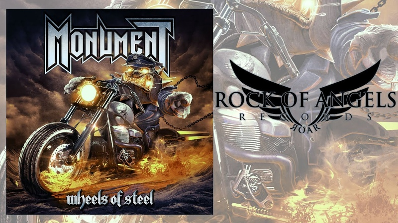 Monument - Wheels Of Steel
