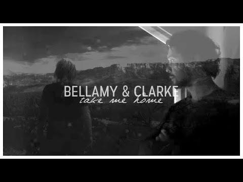 ► Bellamy Clarke | Take me home [ season 5]