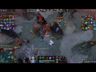 [X-Mark Gaming] Crazy Damage Crystal Maiden [+250 Attack Speed Talent with Bash + Feast] Dota 2 Ability Draft