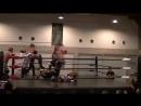 Jun Kasai, Masashi Takeda, Minoru Fujita vs. Daisuke Masaoka, KAZMA SAKAMOTO, Violento Jack (FREEDOMS - Kitakyushu)