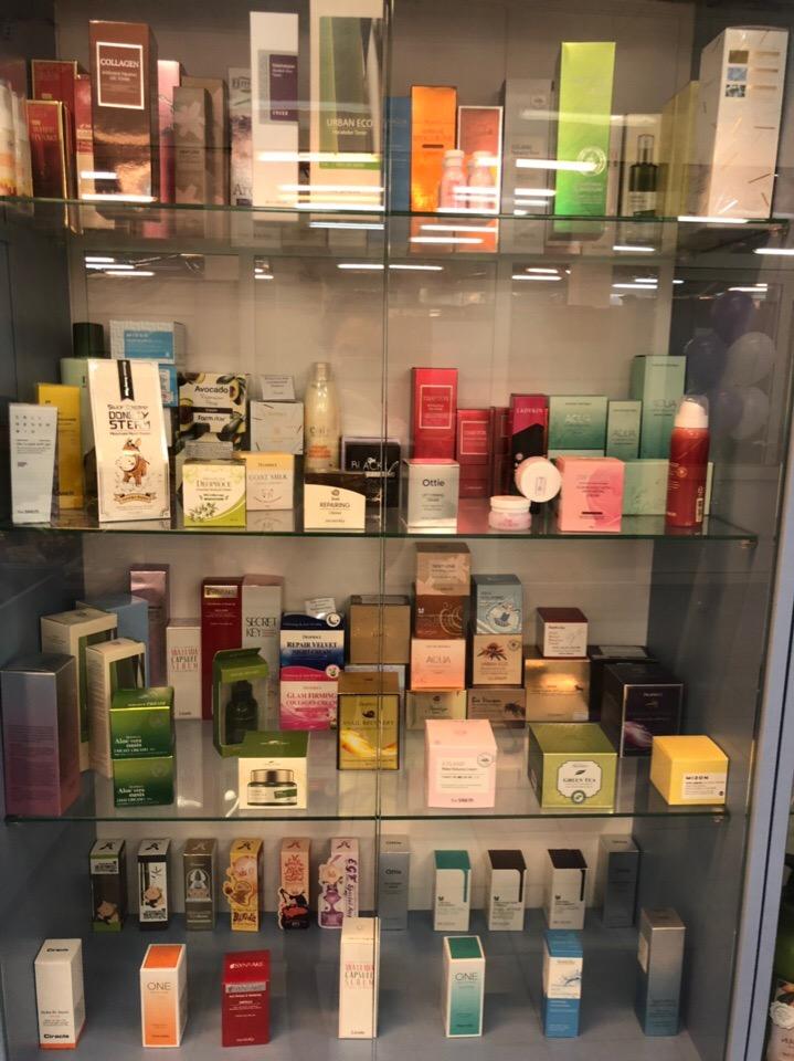Новый магазин корейской косметики и японской бытовой химии сети Beauty shop уже в пгт Белоозерский!