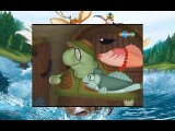 Лунтик и его друзья: 7 сезон 19 (408) серия  -  Морские обитатели