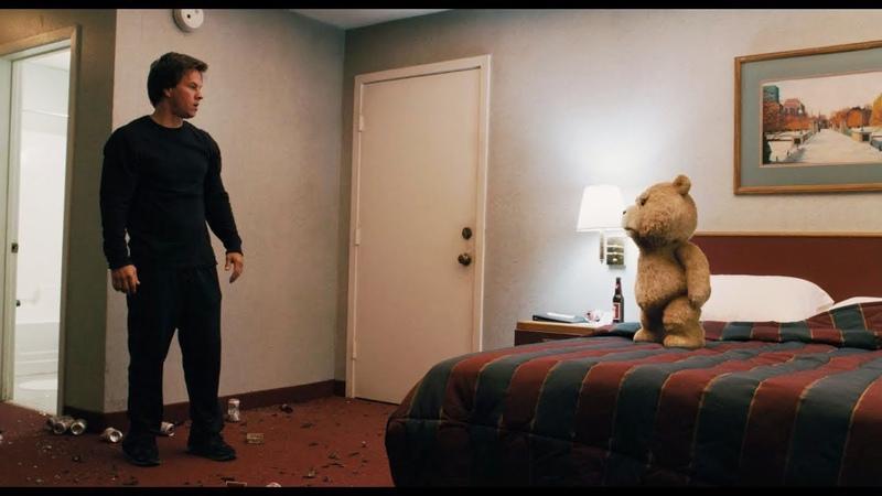 Драка Теда и Джонни: Третий лишний (2012) Full HD 1080p