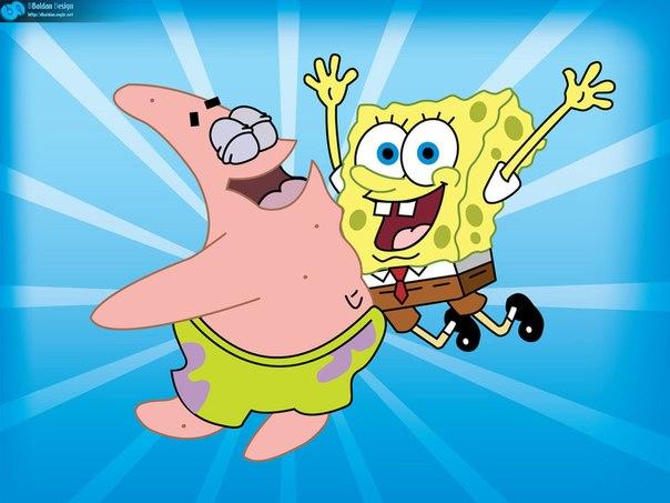 Фан Арты с Губкой Бобом (fan arts sponge bob)