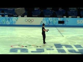 Бриан Жубер тренировка ПП 14.02.2014 http://youtu.be/fTSoSEybxM8