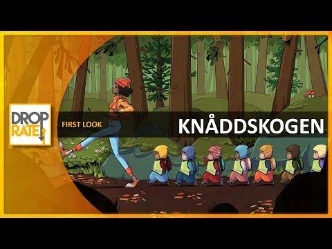 First Look: 'Knåddskogen' (Itch.io)