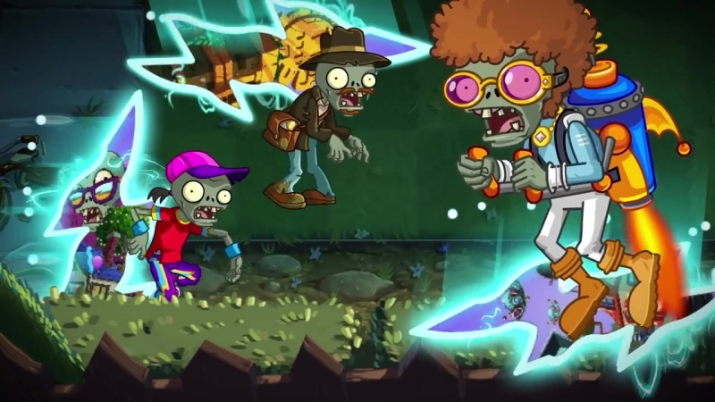 Plants vs Zombies 2 Modern Day Part 1 Trailer