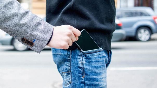 Полицейские задержали подозреваемого в краже мобильного телефона за 220 тысяч рублей
