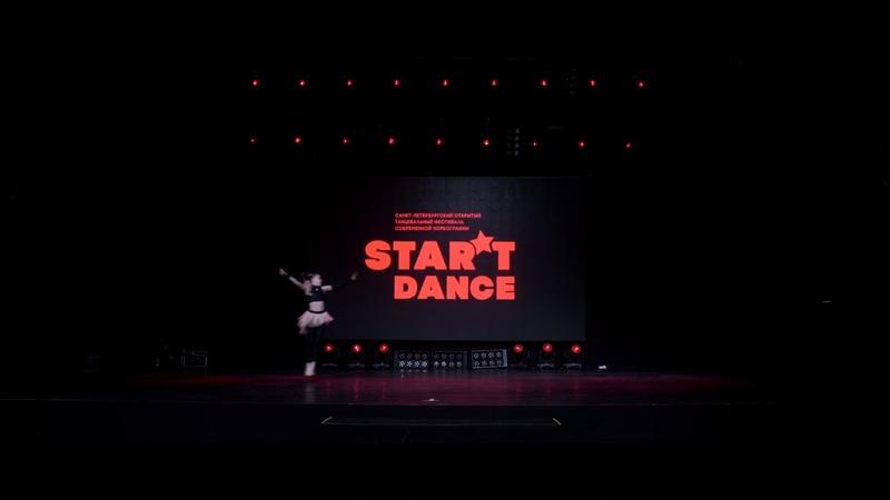 STAR'TDANCEFEST\VOL13\2'ST PLACE\Best dance perfomance solo beginners kids\Фомина Даша
